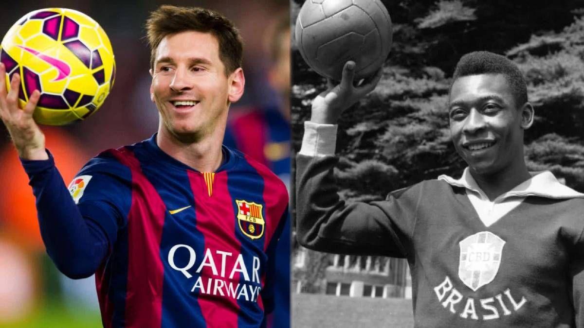¡No hay récord! Lionel Messi es señalado por el Santos de Brasil