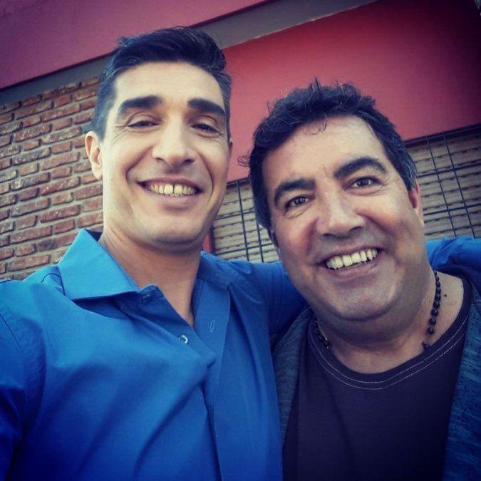 Diego Pérez y Sebastián Pajoni finalizaron el rodaje de Diez menos