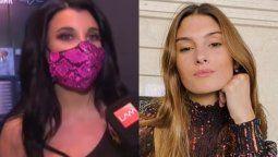 Deberían echarla del Cantando ya : Charlotte Caniggia apuntó contra Gianinna Latorre