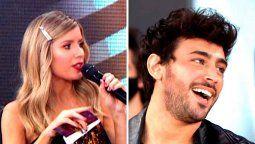 Lizardo Ponce se descolocó ante inesperado pedido de Laurita Fernández en vivo