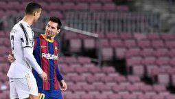 ¿Qué dijo? Cristiano Ronaldo habló de su relación con Lionel Messi