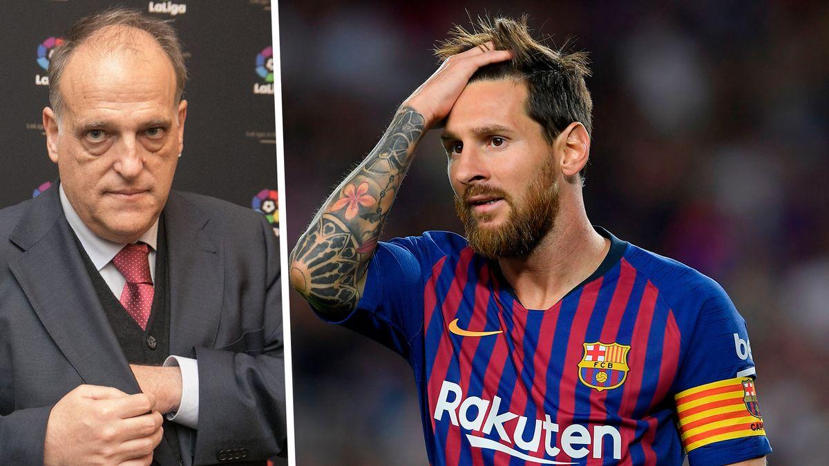 ¡Así de claro! Lionel Messi sí podría salir del Barcelona
