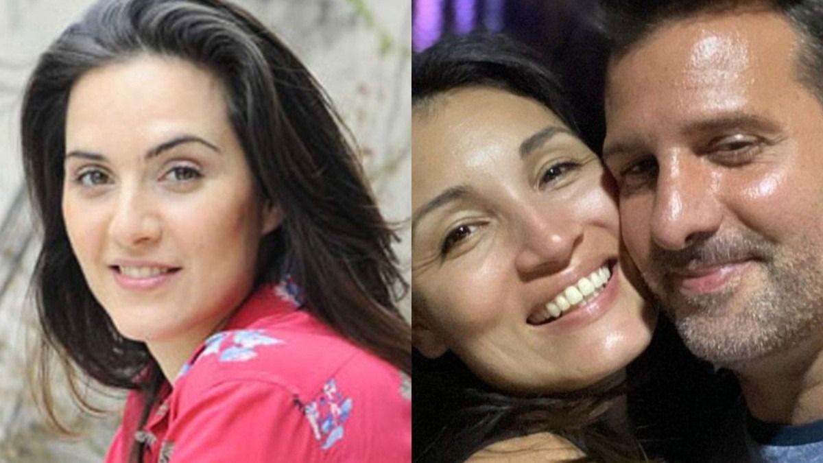 Julieta Díaz se arregló con la esposa de José María Listorti
