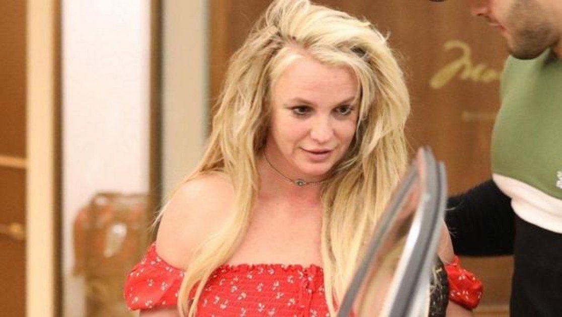 Britney lanzó un nuevo hit