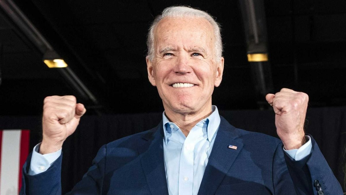 Joe Biden será el presidente número 46 de los Estados Unidos