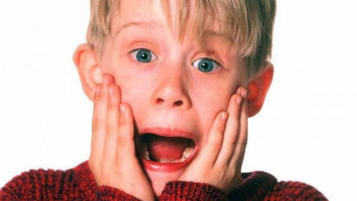 El actor Macaulay Culkin