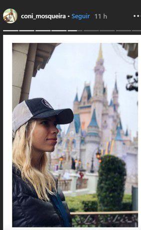 ¡Nada de niños! El álbum de fotos de Alejandro Fantino en Disney con su novia