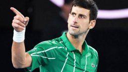 ¡Con polémica! Djokovic: No tomé mi decisión por la baja de Rafa Nadal