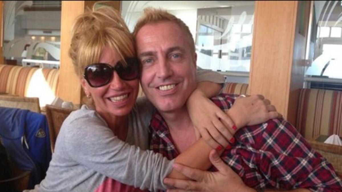 Florencia Peña y Marley el padre de Mirko son amigos desde hace muchos años