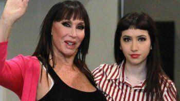 Moria Casán recordó cuando su hija Sofía consumía drogas