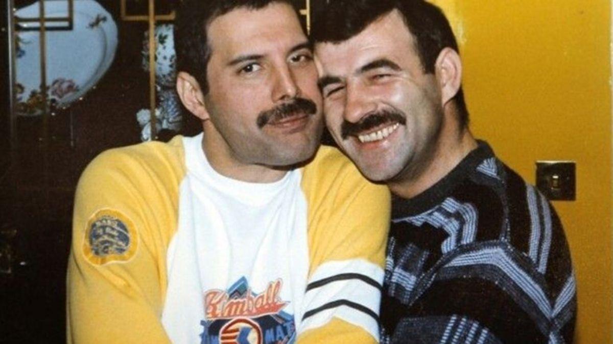 Freddie Mercury: filtran fotos inéditas con  Jim Hutton