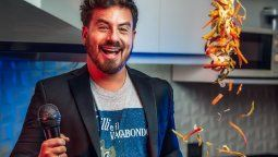 Fede Bal cree que Alex Caniggia puede ser el ganador de MasterChef Celebrity