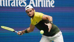 Berrettini: Rafa Nadal es el LeBron James del tenis