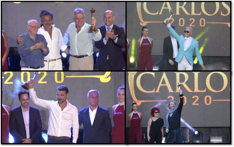 Todos los ganadores de los premios Carlos 2020: Una vez más Flavio Mendoza fue el más premiado