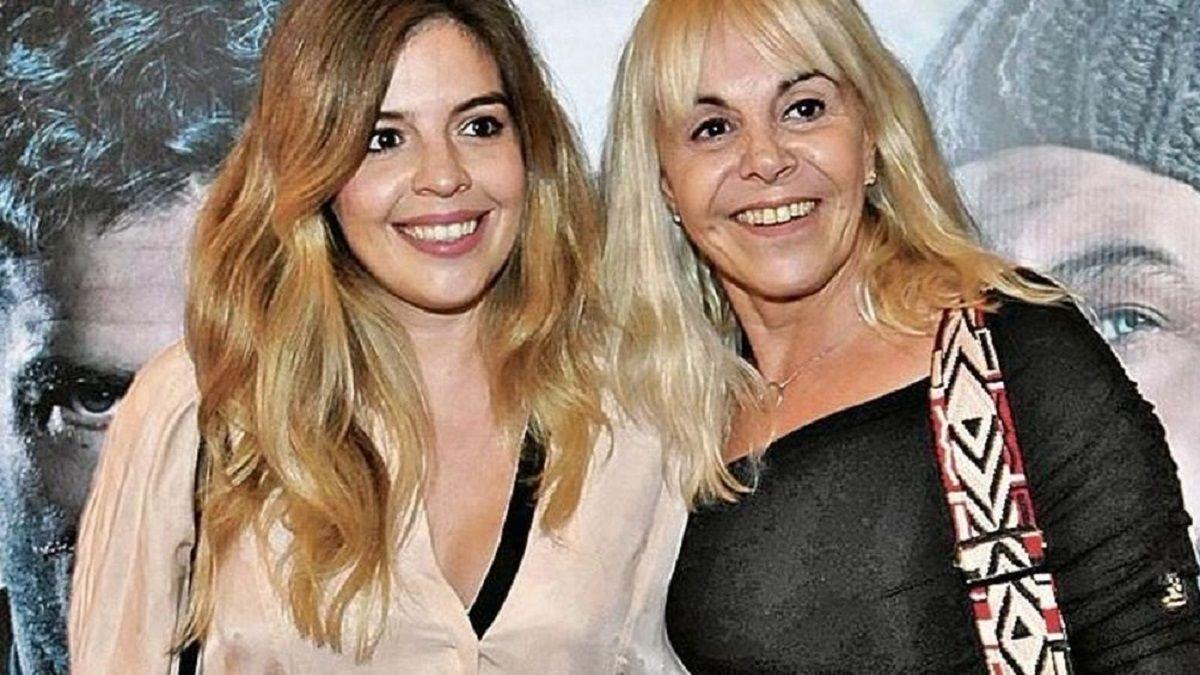 La furia de Dalma Maradona contra la revista Caras por la tapa de Claudia Villafañe