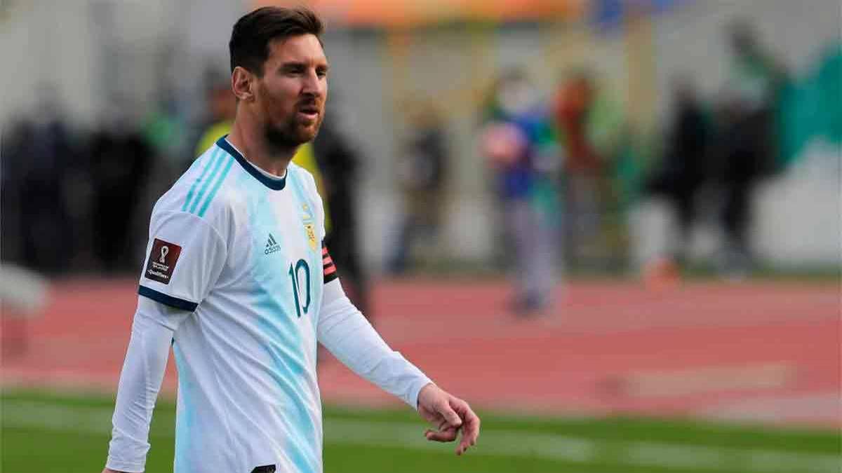 Koeman sobre Lionel Messi: Leo si no juega está más cansado