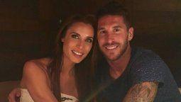 Pilar Rubio y Sergio Ramos disfrutan de sus vacaciones más familiares