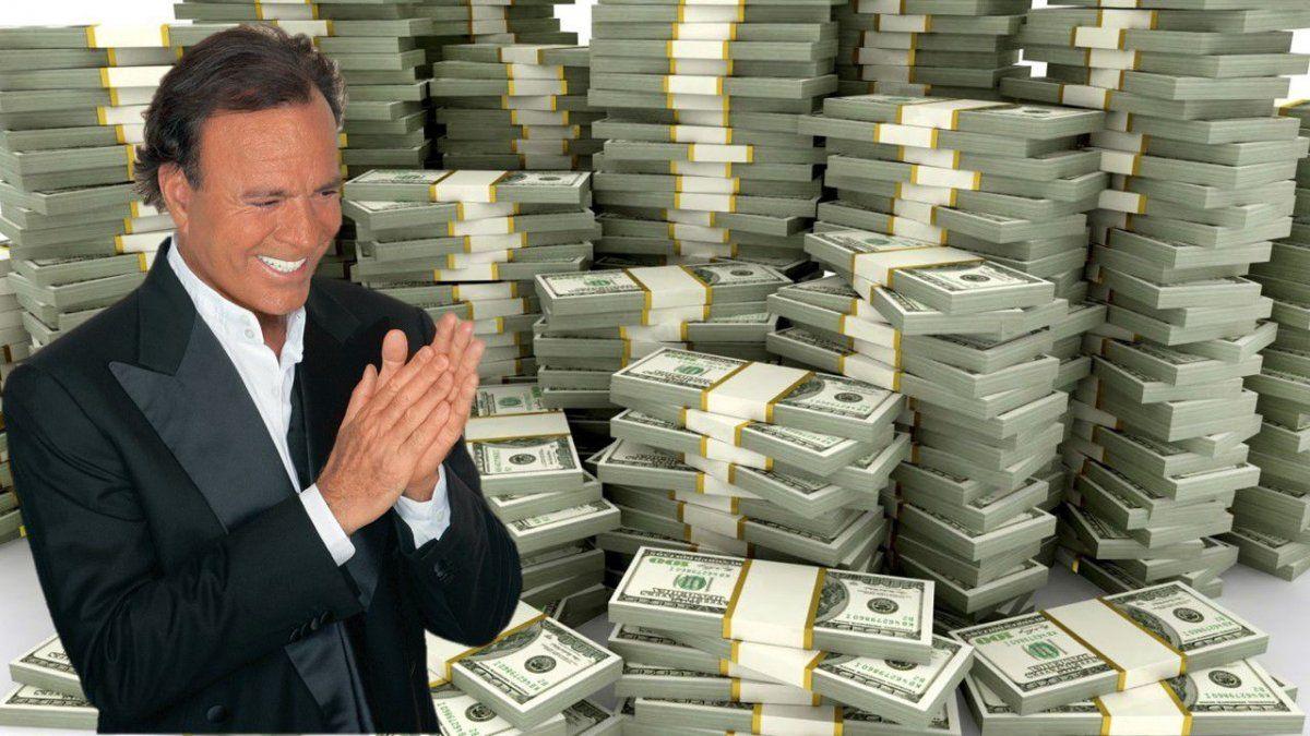 Julio Iglesias: ¿De cuánto es su fortuna y cómo se la ganó?