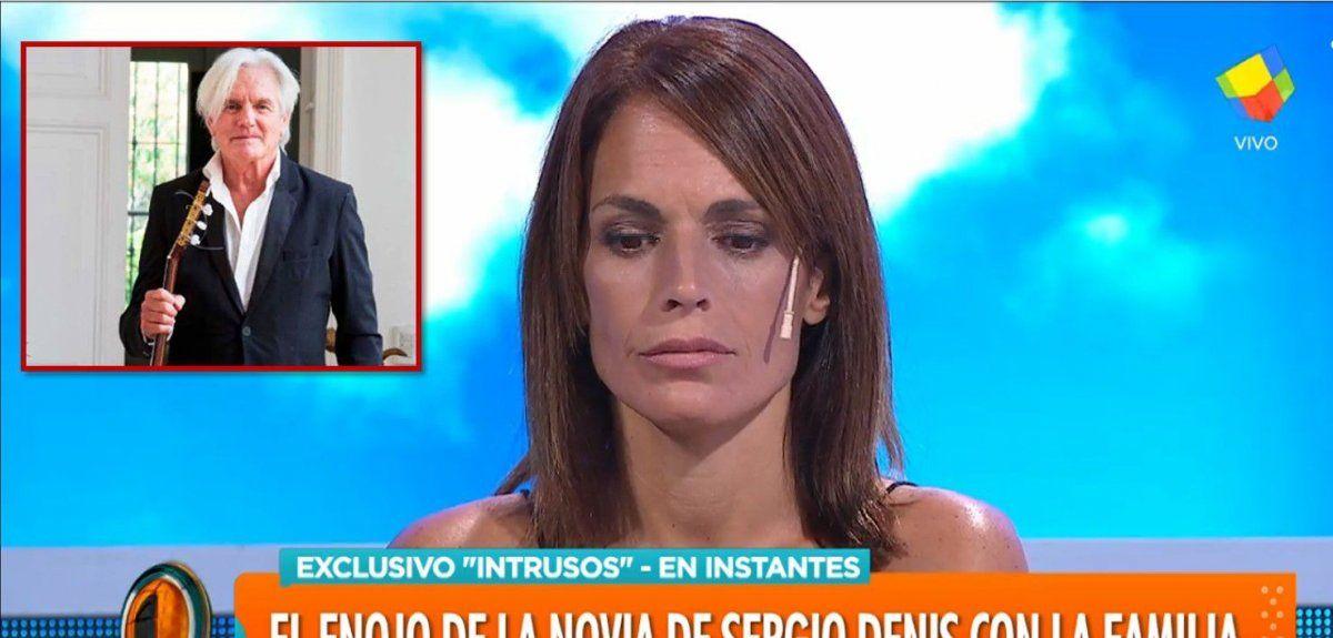 La verdadera intención que Verónica Monti tiene sobre su relación con Sergio Denis: Escribirá su biografía no autorizada