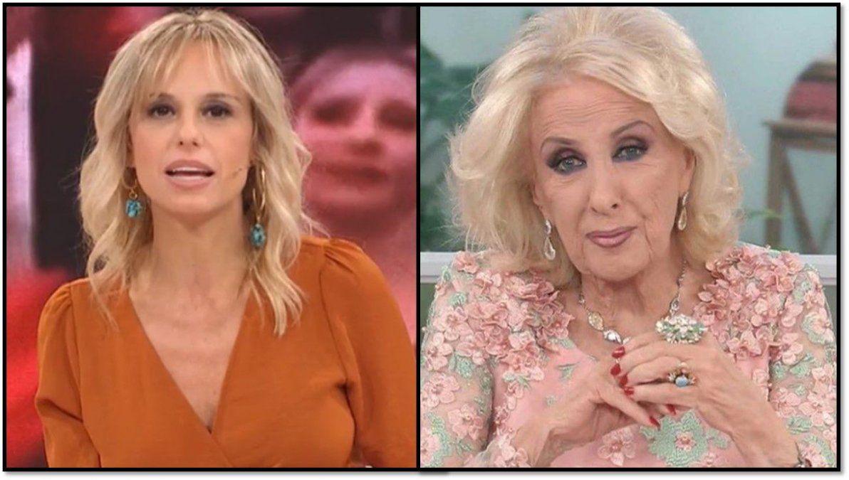 Mariana Fabbiani contó la verdad sobre su enojo con Mirtha Legrand