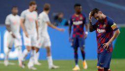 ¡Vergüenza histórica! Bayern humilla a Barcelona con una goleada 8-2