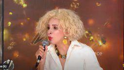 Nacha Guevara no se convenció con el performance de Cinthia Fernández