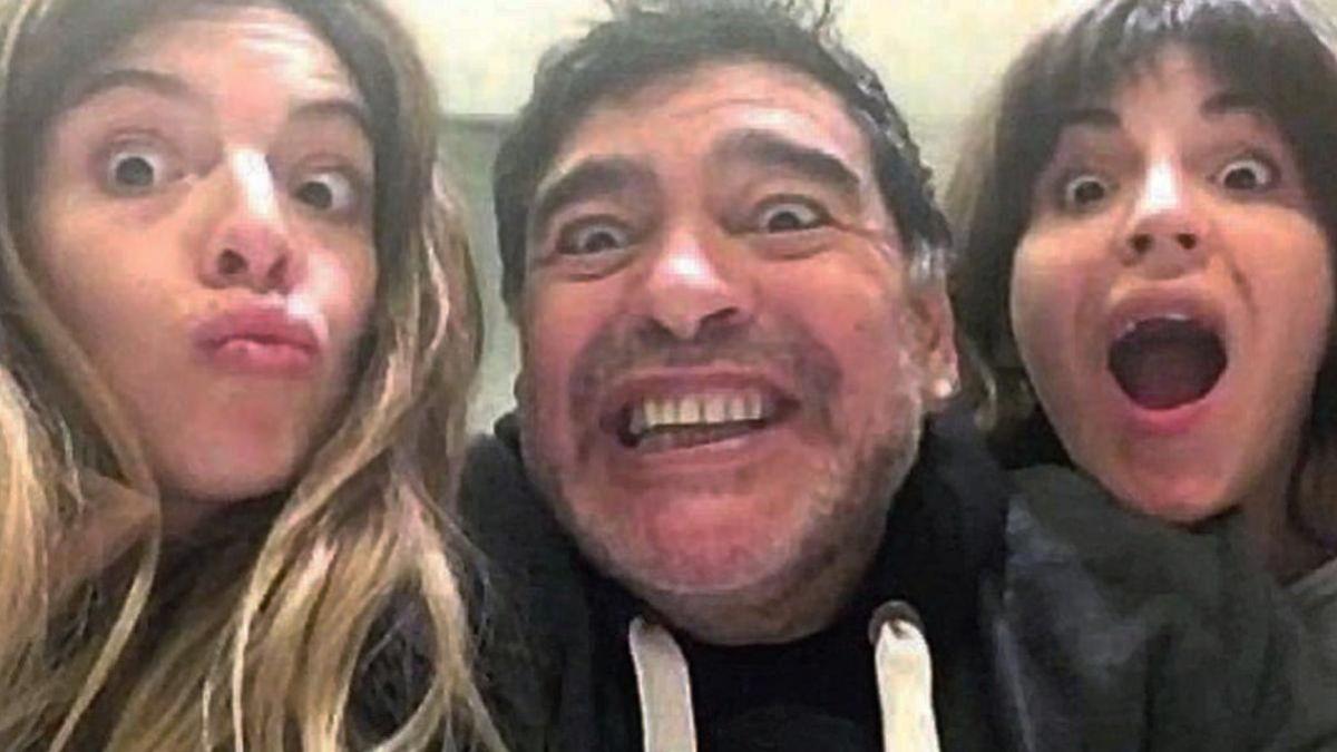 Dalma Maradona sobre el entorno de Diego Maradona: Hay parásitos del otro lado