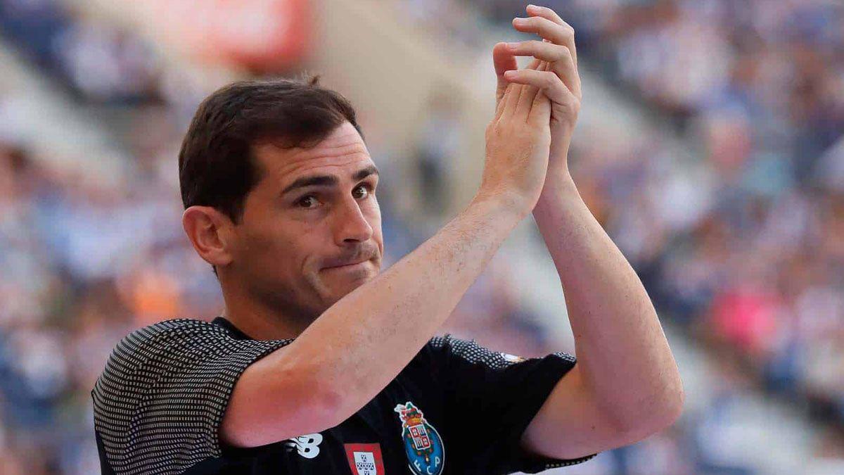 Iker Casillas: Los 10 mejores momentos de su carrera