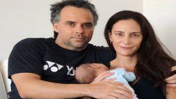 Luciana Aymar será madre nuevamente