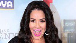 Carolina Sandoval se rió de sus detractores en Halloween