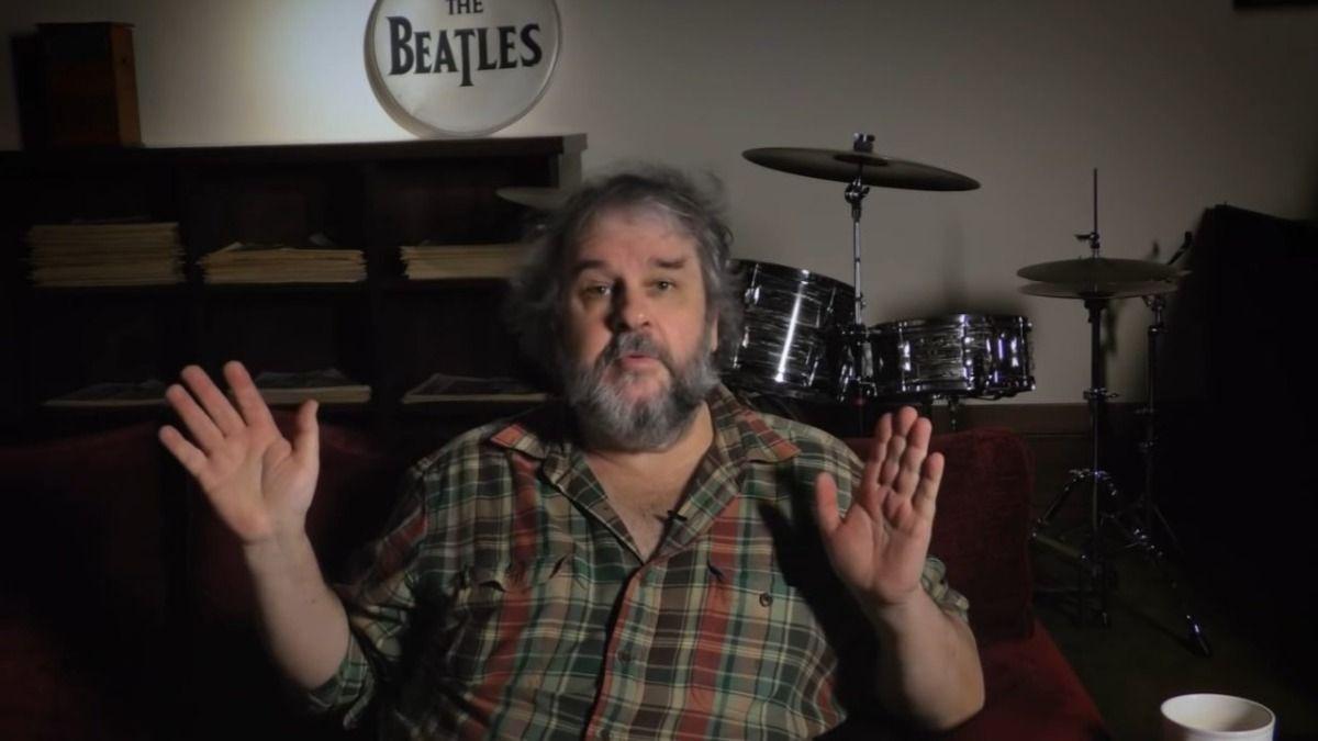 El director Peter Jackson está al frente del nuevo documental de Los Beatles Get Back