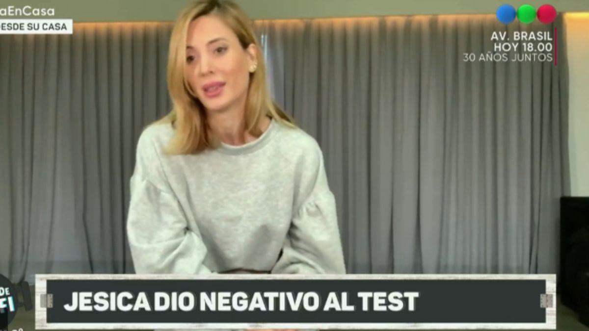 Jésica Cirio sobre Martín Insaurralde: Está muy triste y asustado porque es un paciente de riesgo