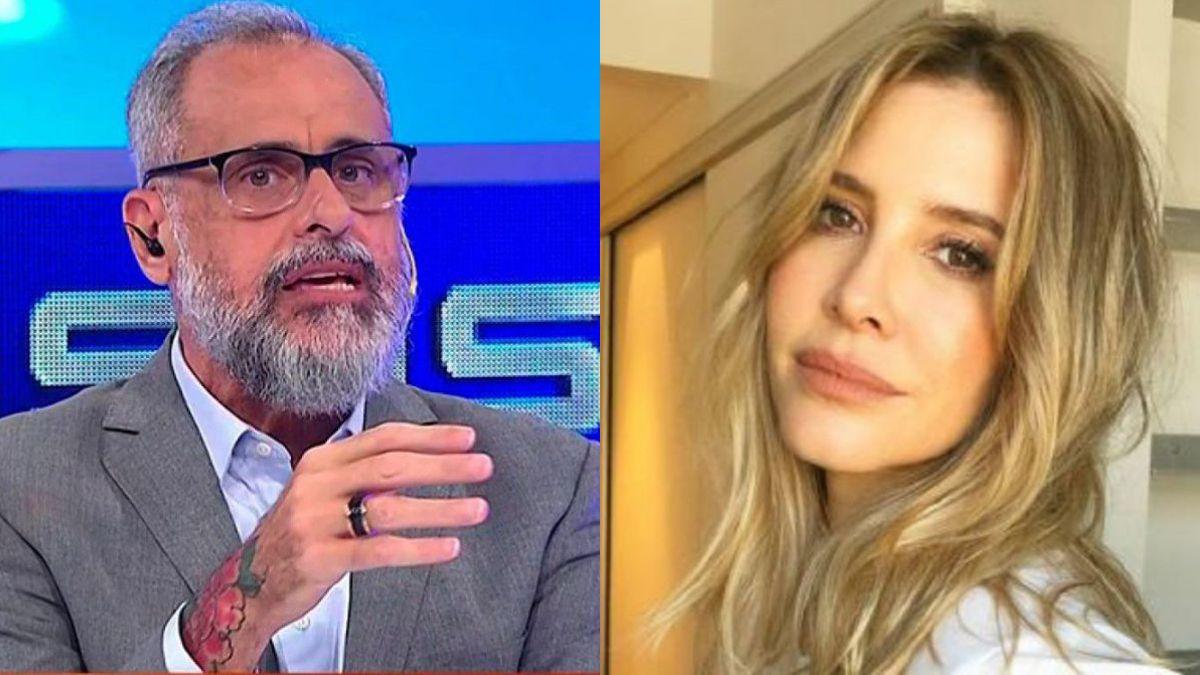 Jorge Rial lanzó un rumor bomba sobre Guillermina Valdés