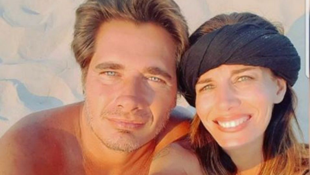 Carolina Prat y Guillermo Andino tuvieron una desopilante experiencia en una playa nudista