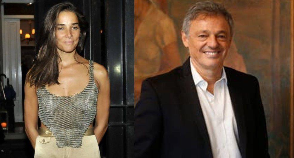 Los vieron: Juana Viale estaría en pareja con Francisco Cabrera