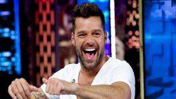 Ricky Martin y su coqueteo con el actor mexicano Mauricio Martínez