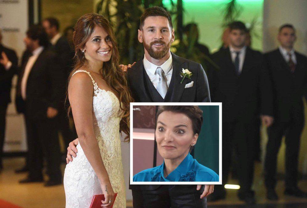 Fuerte cruce entre Antonela Roccuzzo y Bárbara Diez por el casamiento con Messi: Su desvinculación fue decisión nuestra