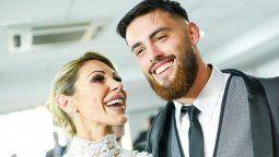 Mónica Farro está feliz por reencontrarse con su hijo Diego