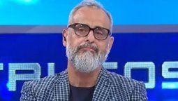 El mensaje de Jorge Rial a Romina Pereiro tras las disculpas de Patricio Giménez