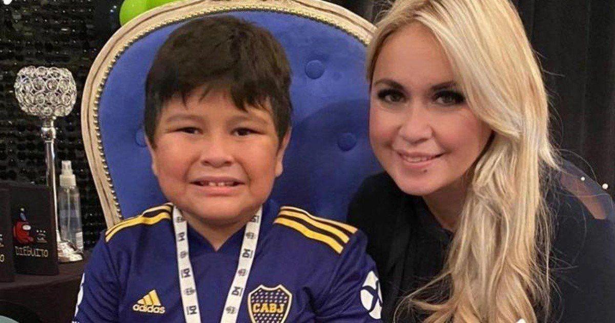 Verónica Ojeda tiene ofertas de medios internacionales para hablar de Diego Maradona.