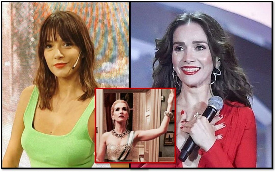 Escandalones: La actriz Carla Quevedo acusa a Natalia Oreiro de robarle el personaje de Evita