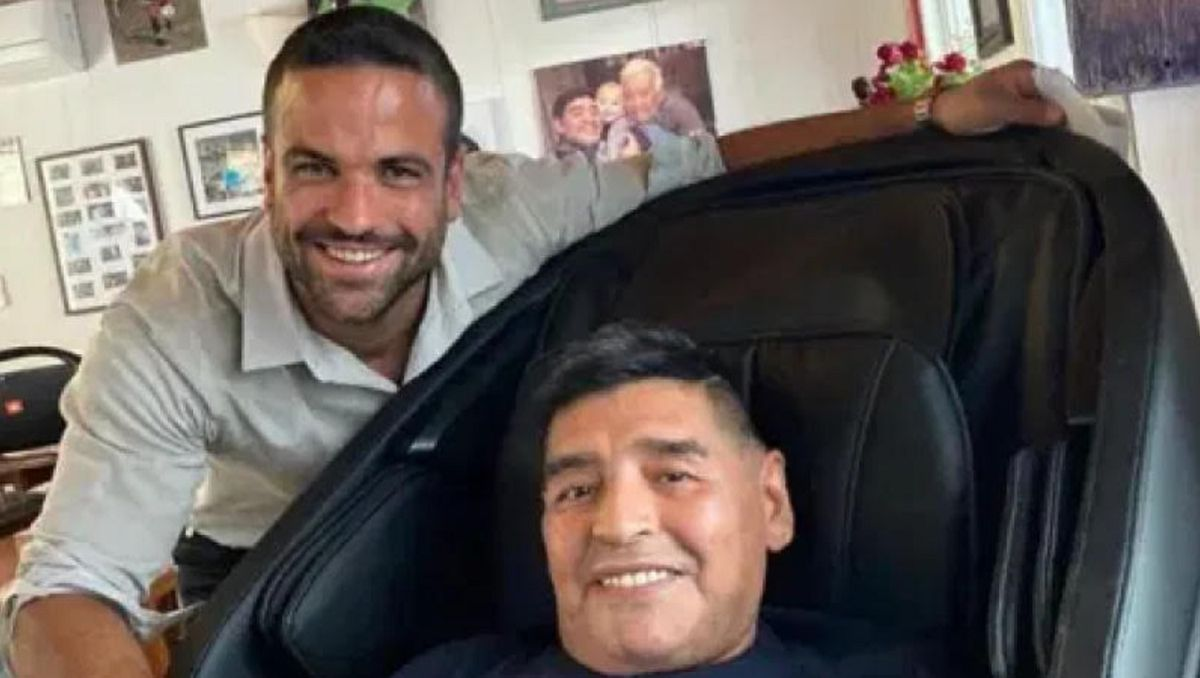 El psicólogo de Chano es el mismo imputado en el caso de Diego Maradona