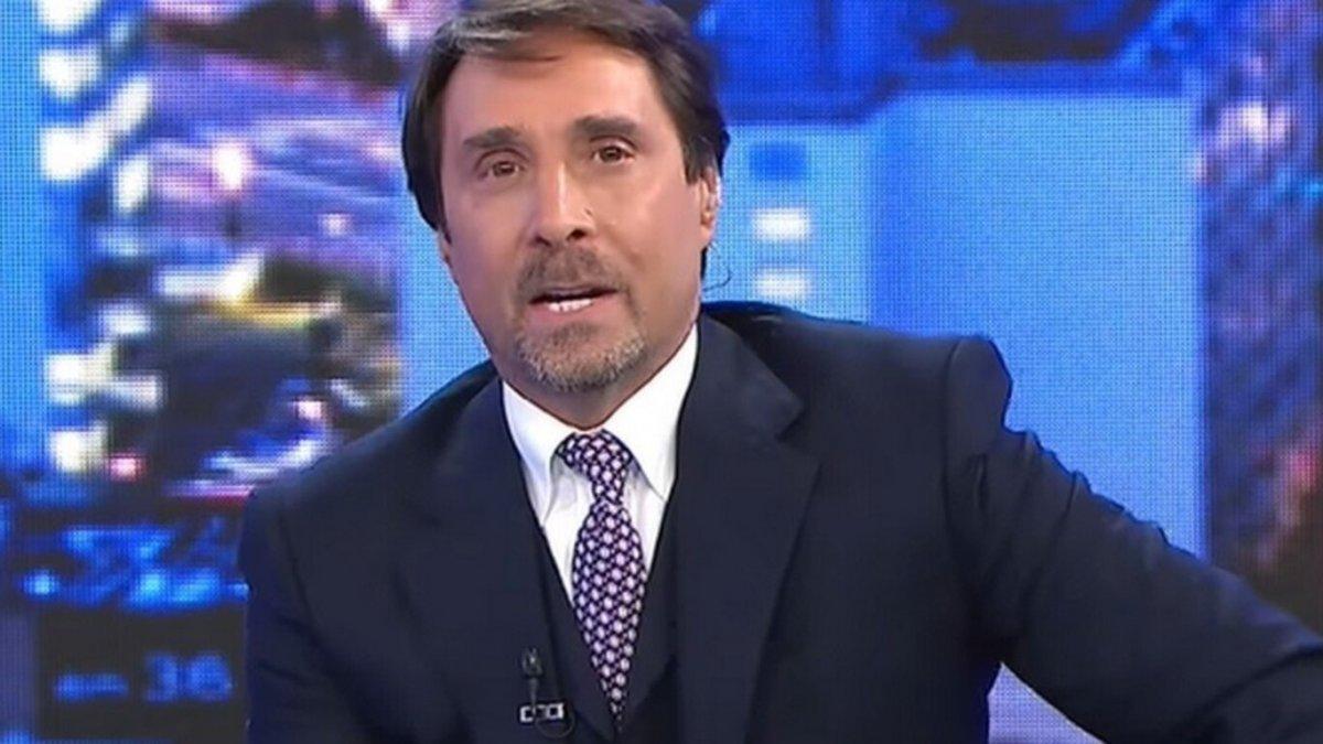 El periodista Eduardo Feinmann desembarca en la pantalla de LN+ para conducir el noticiero de las 18hs.
