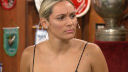Rocío Oliva reaccionó contra Verónica Ojeda