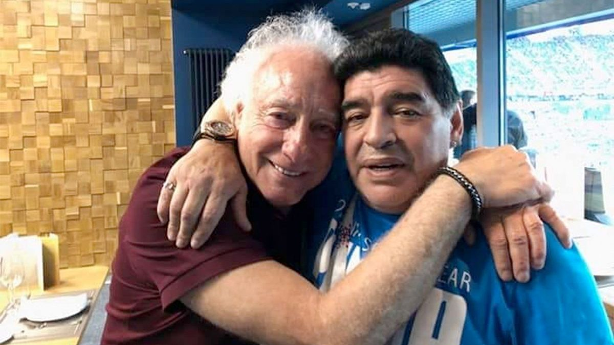 Guillermo Coppola arremete contra la serie de Maradona