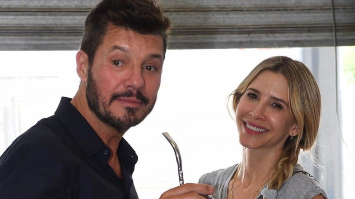 Marcelo Tinelli y Guillermina Valdés siguen viviendo en el mismo lugar