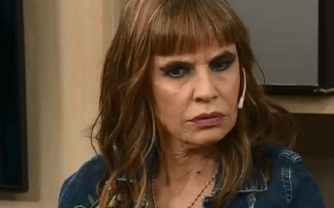 Fabiana Cantilo habló de su lucha contra las adicciones