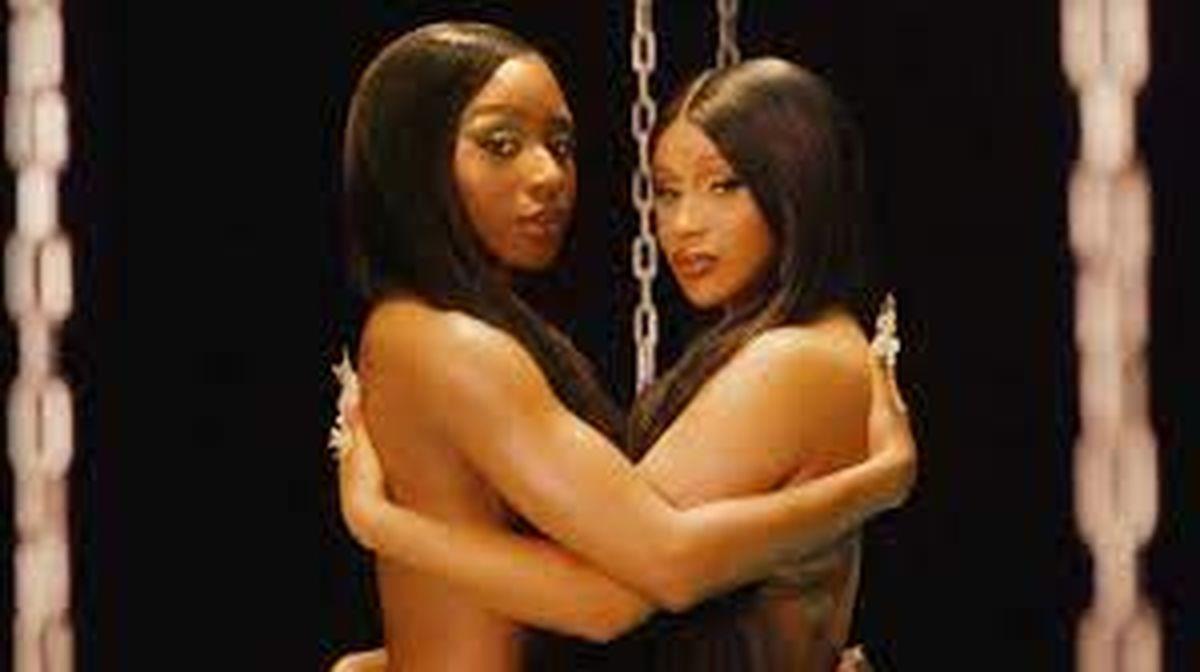 ¡Caliente! Cardi B y Normani promosionan Wild Side al desnudo