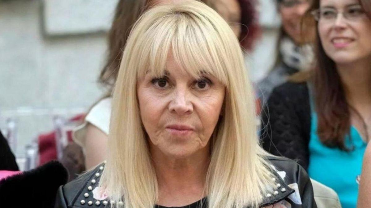 Claudia Villafañe pidió que sancionen a Diego Maradona