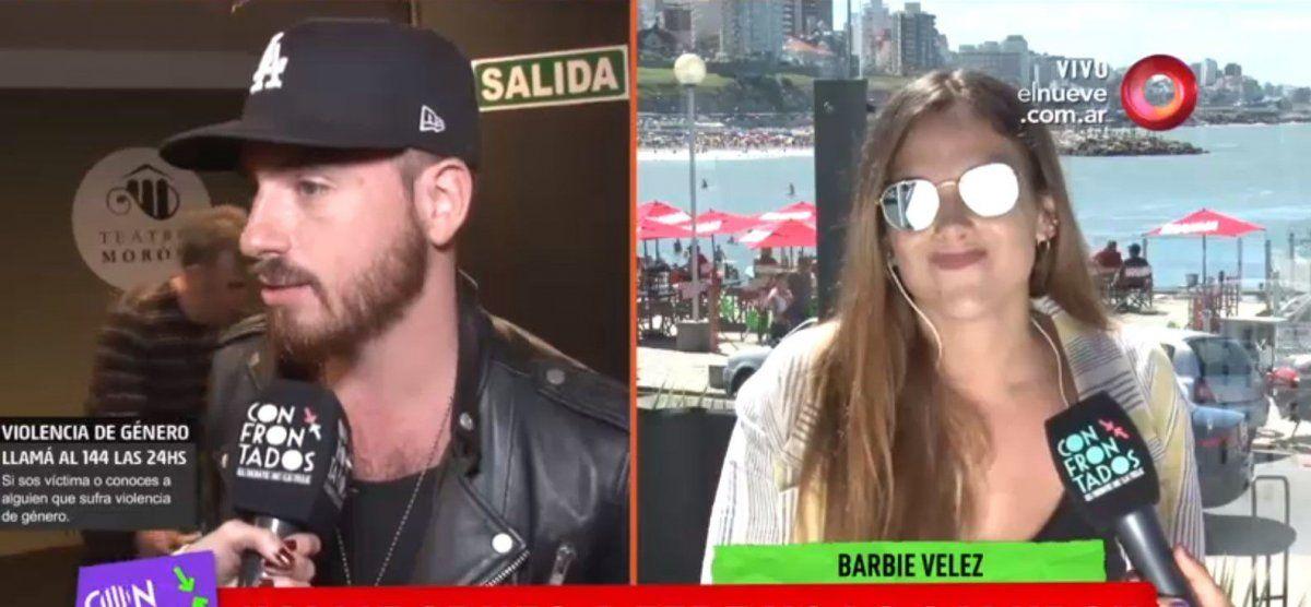 Barbie Vélez habló de los dichos de su madre contra Flor de Ve y su ex Fede Bal: Si me lo cruzo...